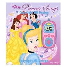 Load image into Gallery viewer, Disney Princess : Princess Songs. Digital Music Player