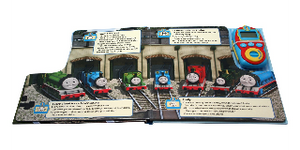 Thomas and Friends : Thomas' Top Tracks. Digital Music Player. Inside