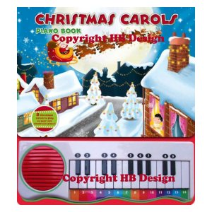Christmas Carols. Piano Book