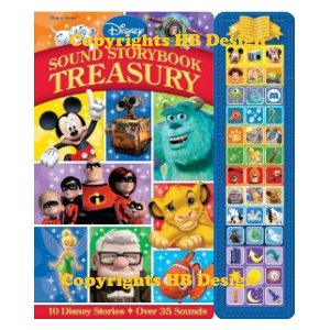 Disney: Sound Storybook Treasury