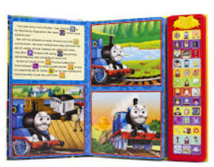 Thomas & Friends:  Sound Storybook Treasury Inside