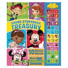 Load image into Gallery viewer, Disney Junior: Sound Storybook Treasury