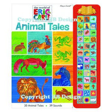 Load image into Gallery viewer, The World of Eric Carle: Animal Tales