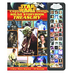 Star Wars Sound Storybook Treasury