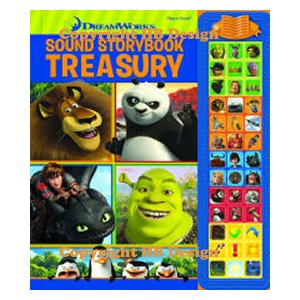 DreamWorks Sound Storybook Treasury