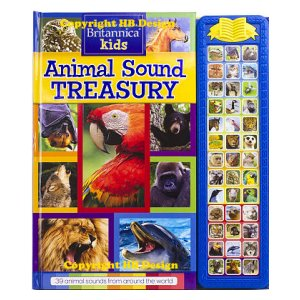 Encyclopedia BRITANICA Kids: Animal Sound Treasury