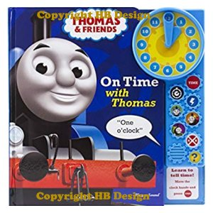 Thomas & Friends: On Time with Thomas