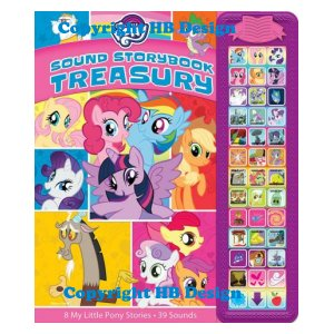 My Little Pony Sound Storybook Treasury