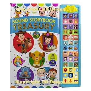 Disney Baby Sound Storybook Treasury