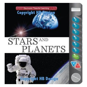 Electronic Time for Learning : Stars and Planets Interactive Sound Book