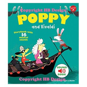 Poppy and Vivaldi Sound Book