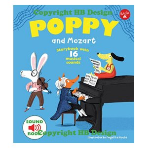 Poppy and Mozart. Sound Book
