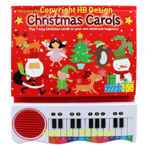 Sing and Play : Christmas Carols. Piano Book
