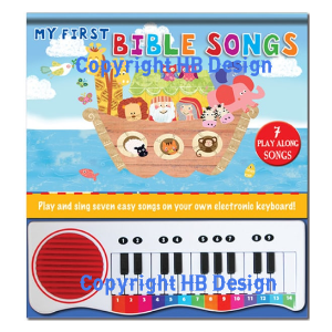 My First Bible Songs. Piano Book