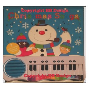 Piano Playtime: Christmas Songs