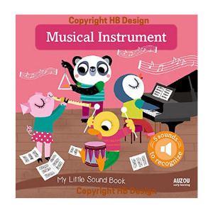 Musical Instruments Sound Book