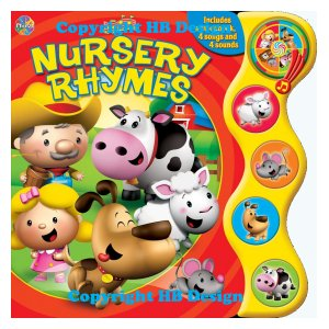 Sing-Along Songs: Nursery Rhymes. Interactive Songbook