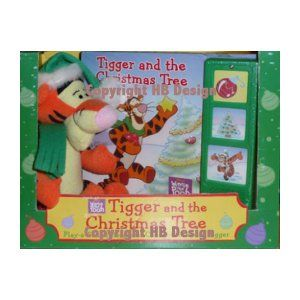 Winnie the Pooh : Tigger and the Christmas Tree. Gift Box Set
