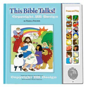 This Bible Talks. Interactive Sound Storybook