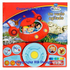 SPANISH: Disney's Little Einsteins : A Swooping and Whooping Adventure