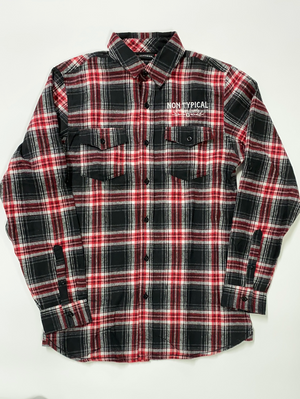 Long Sleeve Plaid Flannel