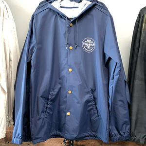 Men's Button Down Rain Jackets