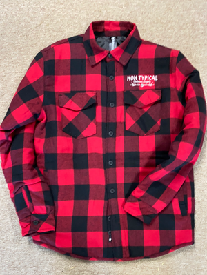 Quilted Flannel Long Sleeve