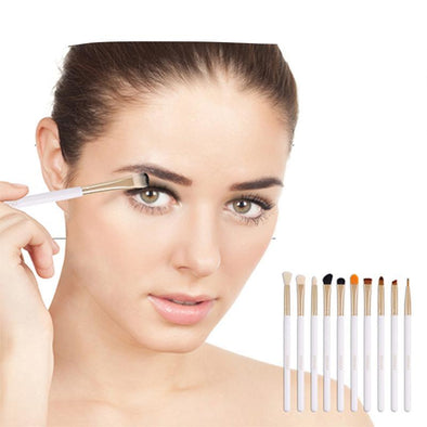 Makeup Professional Eyeliner Lip Brushes
