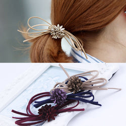Hair Bows Elastic Hair Bands