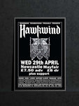 Hawkwind - Newcastle Mayfair - 1986
