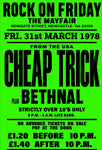 Cheap Trick The Mayfair Newcastle