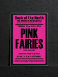 Pink Fairies - Newcastle Mayfair - 1976
