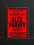Alex Harvey The Mayfair Newcastle