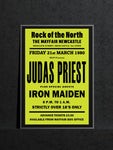 Judas Priest / Iron Maiden - Newcastle Mayfair - 1980