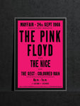 The Pink Floyd - Newcastle Mayfair - 1968