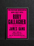 Rory Gallagher - Newcastle Mayfair - 1971