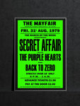 Secret Affair - Newcastle Mayfair - 1979