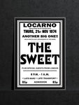 The Sweet - Locarno, Sunderland - 1974
