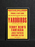 The Yardbirds - Newcastle Mayfair - 1968 (support from Terry Reid's Fantasia)