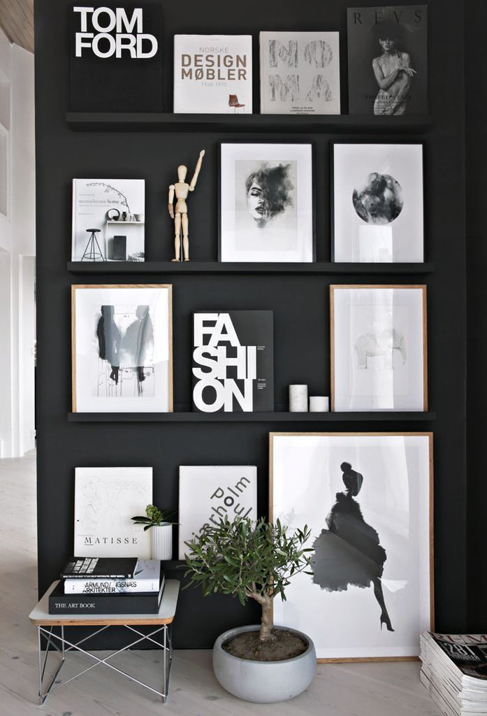 How to add black to your interior decorating (yes, really)