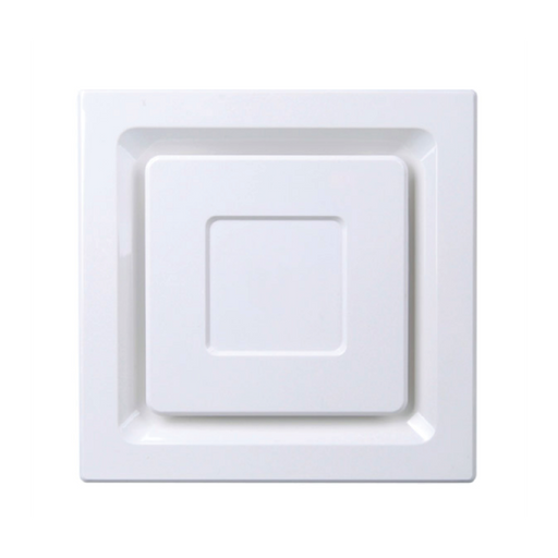 Exhaust Fan Square White