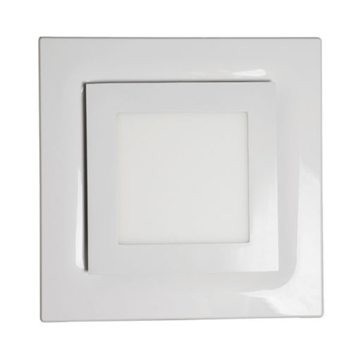 LED 16W Exhaust Fan Square