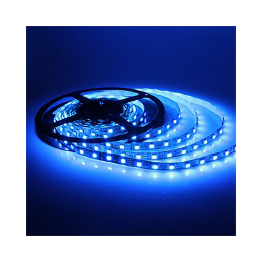 LED Strip Light 4.8W Blue (12v)