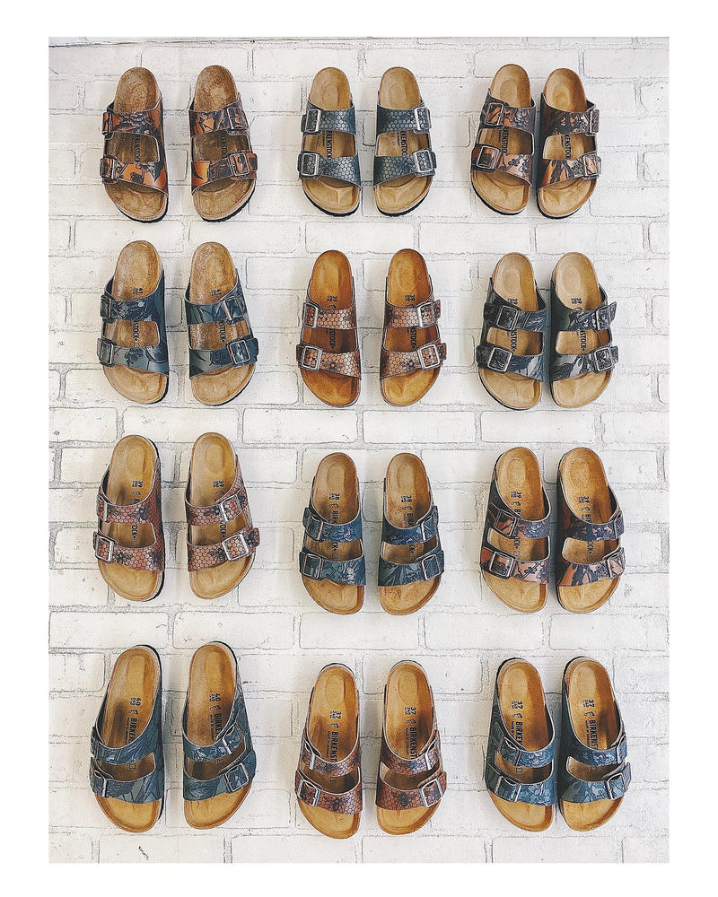 Savannah Collection Bee Birkenstocks