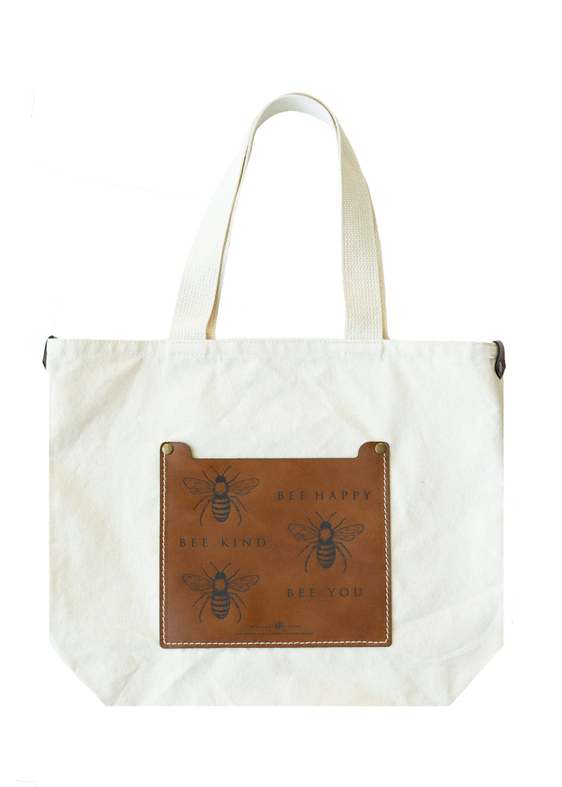 The Bee Kind Tote