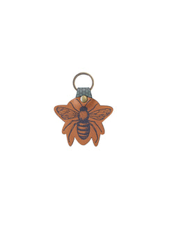 The Bee Keychain