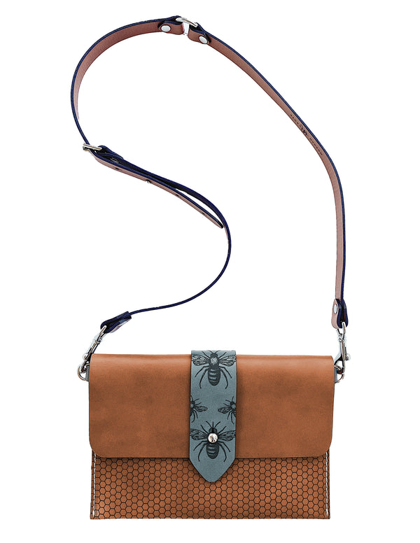 The Honeycomb Mary Crossbody