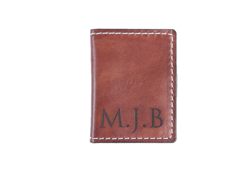 The H.D. Initial Wallet - Morgan Rhea