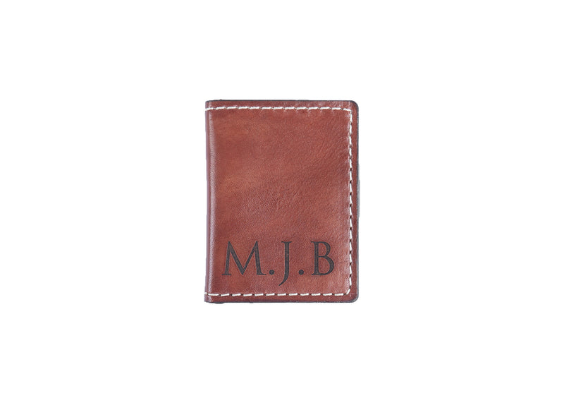 The H.D. Initial Wallet