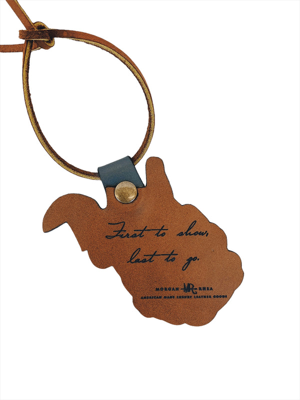WV Healthcare Hero Ornament